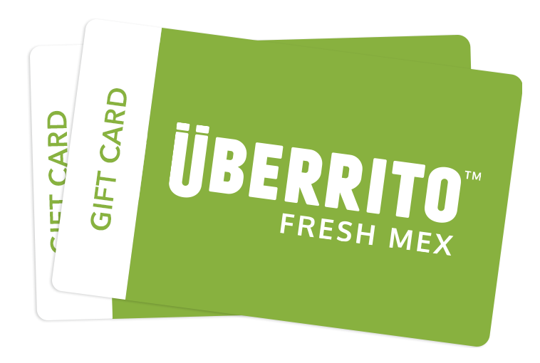 Uberrito Gift Card